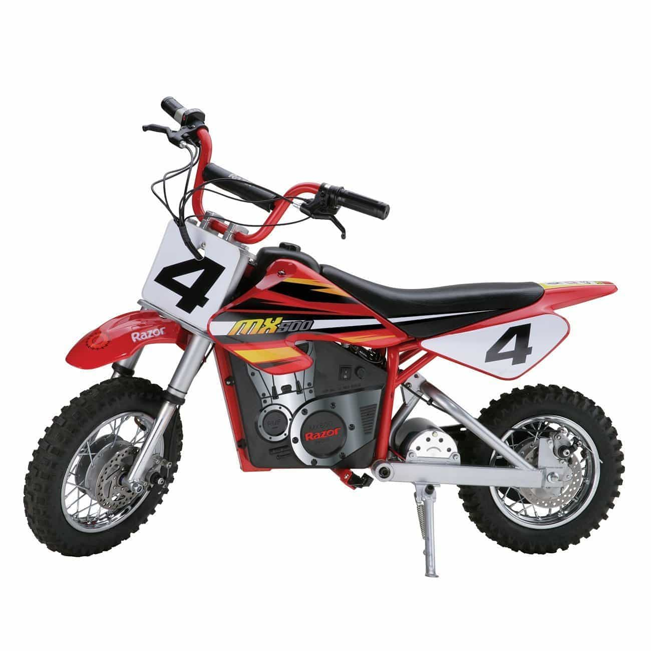 best electric motocross bike