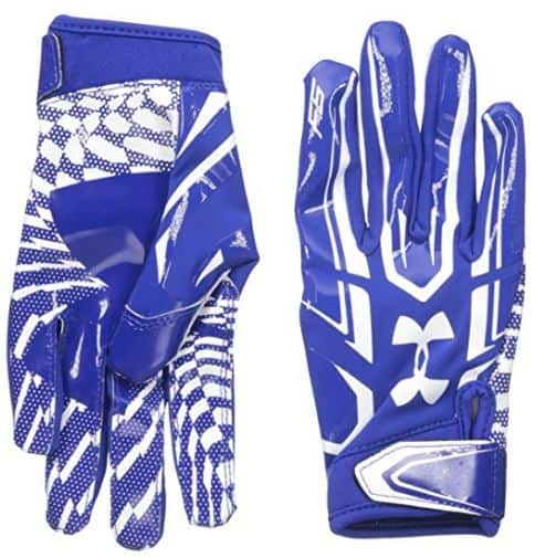 best football gloves for wide receivers 2018