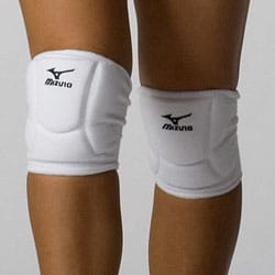 mizuno lr6 volleyball knee pads sizing yellow
