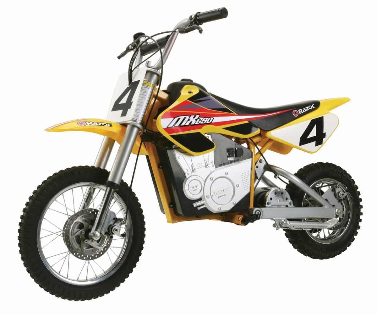 electric dirt bikes that go 20+ mph
