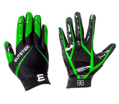 elitetek rg-14 football gloves review