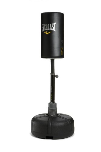 free standing soft punching bag everlast