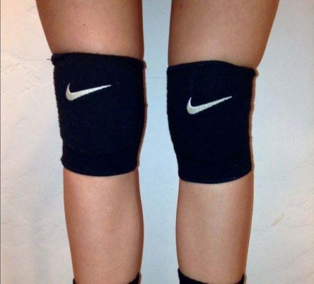 volleyball knee pads for adults nike