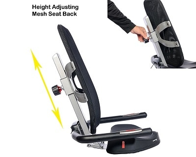 exercise bikes for seniors