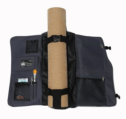 yoga mat backpack for biking